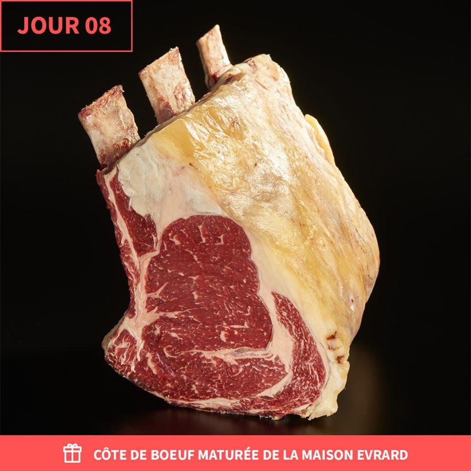 Viande maturée Maison Evrard lille