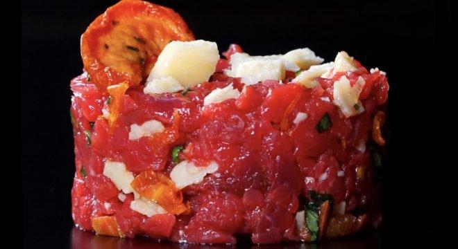 Recette tartare de bœuf italien de la Maison Evrard